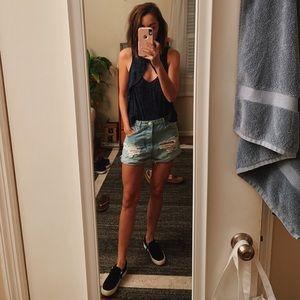 OT boyfriend shorts